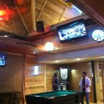 Pool Table in Iron Horse