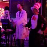 Pueblo Colorado Karaoke Halloween